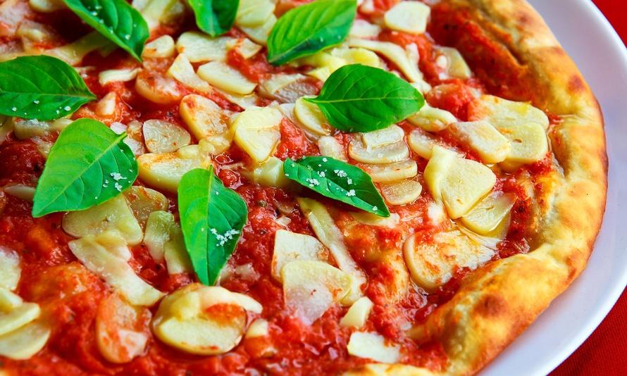 Gluten Free Pizza Recipe ( with a Kick)