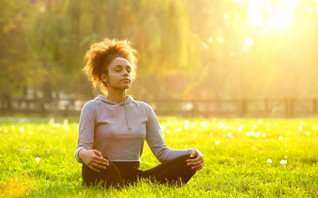 The 4-4-4 Breath Meditation